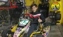 Facundo Navarro debutará en Junior 150