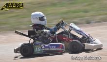 Zandegiacomi la pole en Junior 150