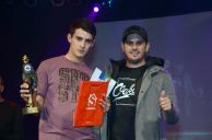 Axel Biscaichipy ganó el Olimpo de Plata en karting