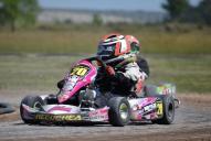 Melany competirá en Junior 150