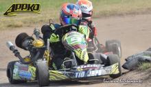 Juan Pedro Arano el más veloz en Junior