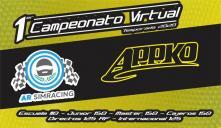 Mirá la carrera presentación del campeonato virtual