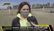 """Marina García: """"Siempre estoy para colaborar"""""""