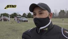 Carlos Omelaniuk volvió como piloto
