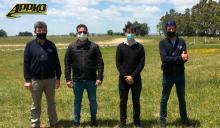El kartódromo de Olavarría recibió la habilitación de COPAM