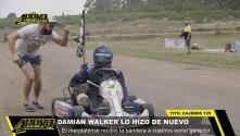 Video | Cajeros 125: Walker festejó con Jurado