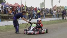 Video | Junior 150: El mejor final para Luca Crudele y Evans Weiss