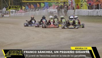 Video | Escuela 110: Una alegría para Franco Sánchez