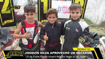 Escuela: Hablaron en el podio de APPK Olavarría