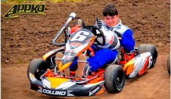 Numa Dailoff debuta en Junior 150