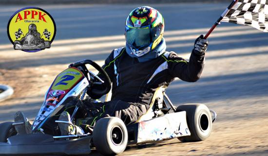 Victoria y campeonato para Marcos Pando