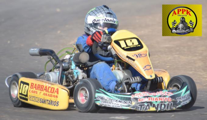 Diego Depau es uno de los pilotos anotados para el fin de semana