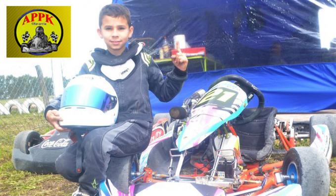 Lautaro Videla Álvarez se quedó con lo mejor en Escuela 110
