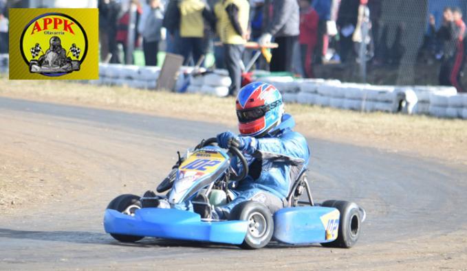 Ariel Robbiani compitió en el 2018 en la categoría Cajeros 150