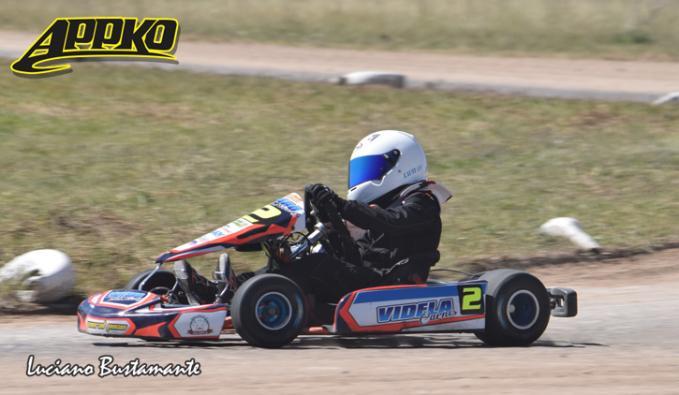 Lautaro Videla Álvarez fue el más rápido en la clasificación