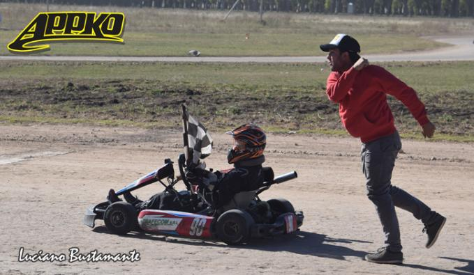 Montalivet ganó con el karting de Pando