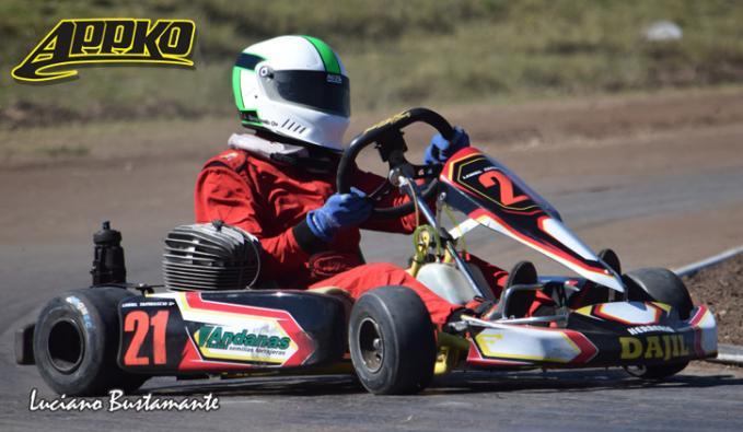Leo Tambascio es el último ganador en Directo 125 RF