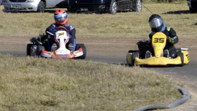 Pedro Andolfatti se llevó la tercera al hilo. Walker se quedó sin podio.