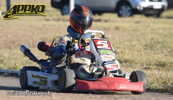 Mariano Fornes cerró la quinta fecha con el tercer lugar