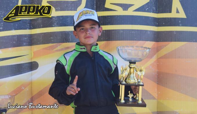 Bernardo Suárez se quedó con la etapa regular