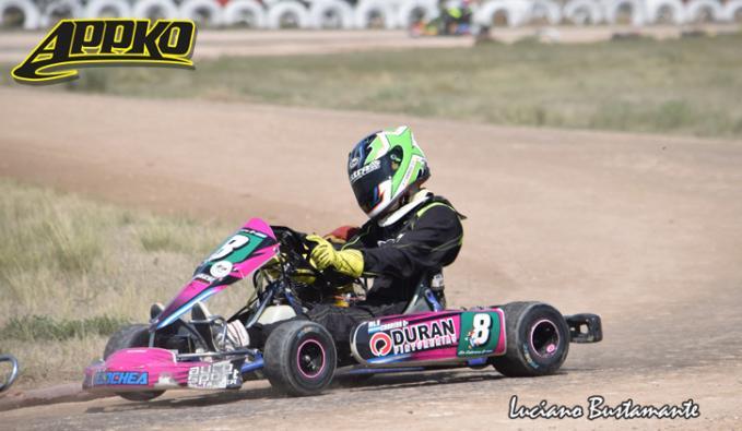 Alejandro Cabrera se quedó con lo mejor en Junior 150
