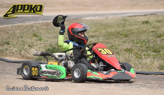 Bautista Villar ganó por primera vez en la categoría Escuela