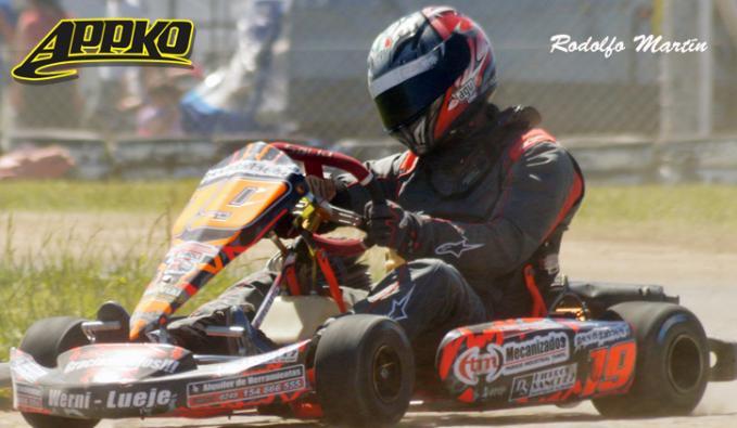 Santiago Skeich se quedó con lo mejor en Directo 125 RF (foto Rodo Martín)