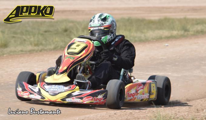 Agustín Blasina pasó a Junior 150