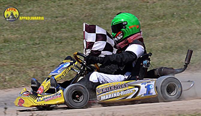 Emanuel Macuso se quedó con lo mejor en la Junior