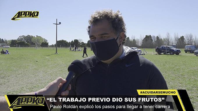 Paulo Roldán contó en Prensa APPK Olavarría los detalles para la aprobación de la carrera y el mini torneo que se viene.