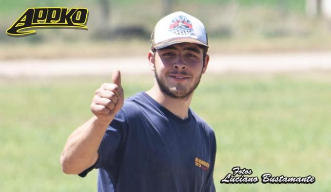 Marcelo Barresi utilizará el número 66 en Directos RF