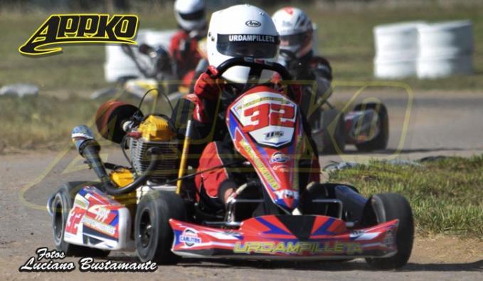 Paulo Zandegiacomi está sexto en el torneo
