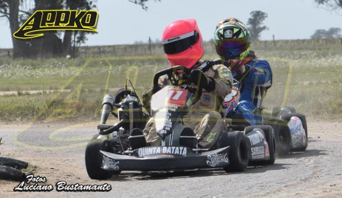 Mariano Fornes subió al podio en las dos primeras fechas