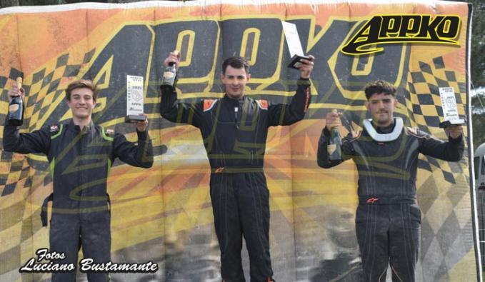 Axel Biscaichipy ganó en Directos 125 RF